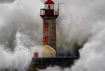 Lighting the Way / Lighthouses / by Karen Warnke