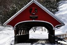 Covered Bridges / by Karen Warnke