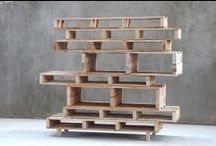 CASE/CUBE / Cubes / Cylinders / any stackable shapes  /// Wine crates, apple crates, drawers /// Pop up / Foldable furniture   / by William Geandarme