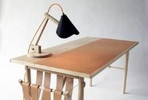 BUREAU / Seats - Desks - Shelves - Display - Lights / by William Geandarme
