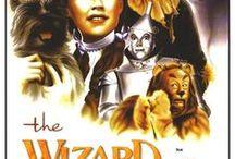 Wizard of Oz stuff / by Karen Angel