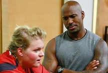 "#TeamDolvett / ""Never weak, too strong!"" Dolvett motivates his Read Team each week with hard workouts and tough love.  / by The Biggest Loser"