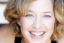 Carrie Coon and Theatre Family / by a p
