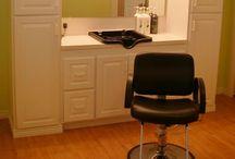 Home Salon / by Stephanie Garrett