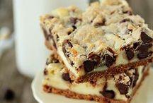 Bars and Brownies / by Allison Miller {Cupcake Diaries Blog}