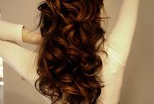 Long Hair Styles / by Modern Modesty