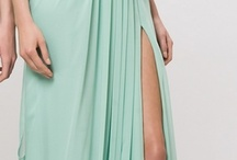 The Big Day - Bridesmaid Dresses / by Kim Broas