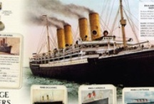 Titanic Terror / 100 years ago...... hopefully we never build a mistake of this kind! / by Linda Sue