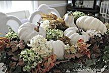 Fall Decor I Adore / by Heidi Brown