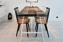 ^TABLES^ / by Amanda Jones-Deppe