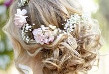 Wedding Hairstyles / by Bride Heaven