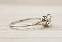 Wedding and Engagement Rings / Here we pin and re-pin all the wedding rings we can find to help you find your perfect ring!