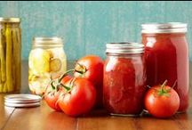 Canning- Recipes and How-Tos / Just like my grandmother taught me~ http://www.savingsmania.com/ / by SavingsMania- Diane Schmidt