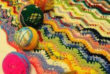crocheting / by Jenny Huffman