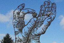 ^HANDS^ / by Amanda Jones-Deppe