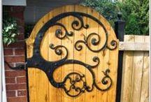 Doors & Gates  / by Regina