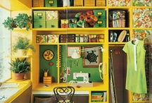 Charming Spaces / I love spaces, the more creative the better, especially personal ones / by Dorothy Joy