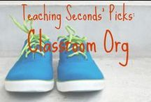 Schoolin' - General Classroom / The misc classroom board. This might include things about how to organize a classroom, classroom management, or differentiation. / by Elizabeth O'Meara