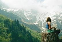 go outside // / by Meggie Nellohz