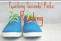 Schoolin' Reading (ESL and Gen) / This will include reading activities and knowhow to encourage the love of reading and proficiency in it for all students. Many #ESL #ELL #ESOL resources here, as well, considering the standards and best practices apply to both! / by Elizabeth O'Meara