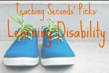 Schoolin' LD helps / I'm tutoring students with different abilities, or learning disabilities, this summer and these activities are helpful, bite-sized chunks of writing instruction. / by Elizabeth O'Meara