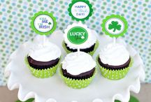St. Patty's Crafts and Decor / by Sunny Hall