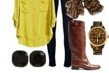 Fashion / by Sunny Hall