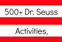 Dr Seuss / by Ashley Pichea [Pichea Place]