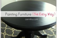 Painting furniture tutes / by Sunny Hall