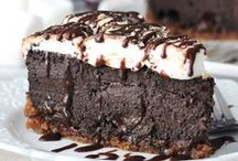 !Love Decadent Desserts / Dessert recipes that slide over your lips and stick to your hips! / by It's Yummi! (Cooking with Chef Bec)