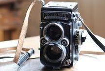 Cameras,cameras,cameras... / by Gina Masello