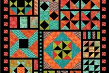 quilt/sew / by Pam Sterling