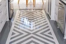 Tile & Flooring / tile anything + flooring / by Julie Williams