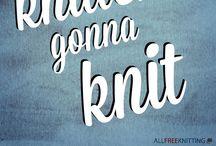 Knitspiration / Knitting inspiration, patterns, humor, etc. / by Em