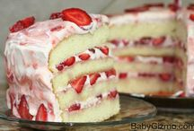 Cakes,Frostings, Icing / by Bobbie Rutherford-Bennett