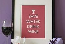 Wine / Wine Pairing, Accessories and Ideas / by Patricia Carreker