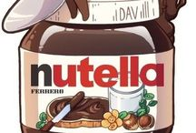 Nutella / by Bobbie Rutherford-Bennett