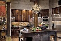 kitchens / by Sandra Sandoval