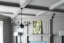 Details-trim, paneling and wainscot / trim around doors and windows, wainscot, paneling, interesting transitions and more / by Julie Williams