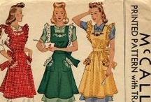 Sewing - Vintage Patterns / by Nancy Lewis
