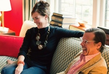 Kate and Andy Spade / by Sandra Sandoval