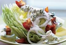 salads / by Sandra Sandoval