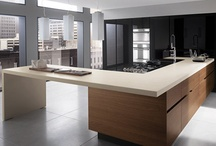 Kitchens-decidely modern / by Julie Williams
