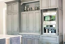 Details-built-in refrigerators / by Julie Williams