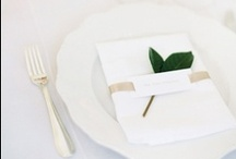 Place Settings / by Social Butterfly