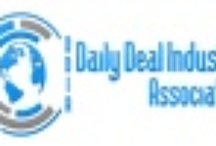 Daily Deal Industry Association / Daily Deal Industry Association is a new breed of an Association. Building long term relationships, introducing new products, services and technology to the Daily Deal and Coupon industries on a global basis. http://Linkedin.com/in/DarrellEllens  / by Darrell Ellens ..Daily Deal Industry Consulting