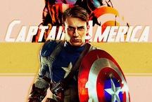 "Captain America!! <3 / ""Do you two....fondue?"" / by Jenna Rehder"