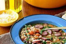 soups/stews / by Dawn Heierbacher Danne