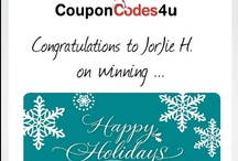 CC4U wish list Giveaway / What is on your wish list this year? We have teamed up with thejennypincher.com to get you a gift just in time for christmas. To enter go to: http://thejennypincher.com We hope you enjoy! / by CouponCodes4u