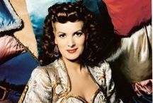Maureen O'Hara / One of my favorite readheads / by Chyme Lady